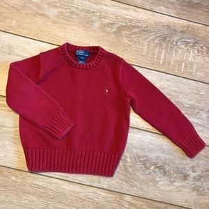 Polo by Ralph Lauren 3t Sweater: EUC